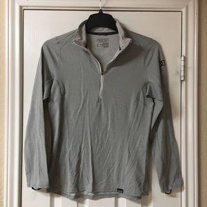 Women's Patagonia Light Grey Pull On Jacket
